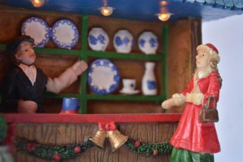 Typisch Hollands Kerstdorp Souvenirshop 2