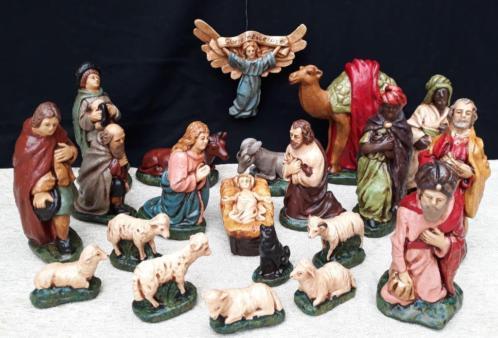 no 34 kerstgroep kerststal kerst beelden