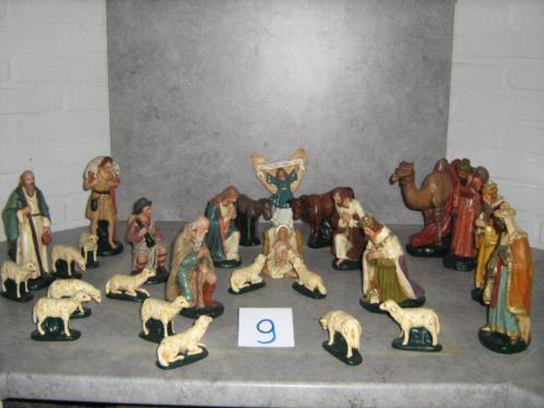 kerstgroep kerststal no 9