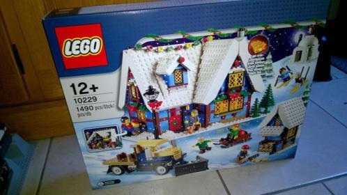 Lego Creator winter/ kerst - Winter Village Cottage - 10229