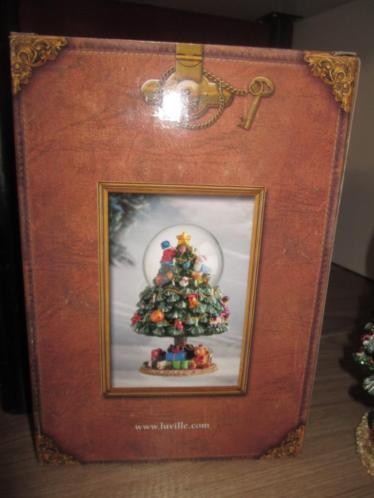 Luville Kerstboom muziekdoos