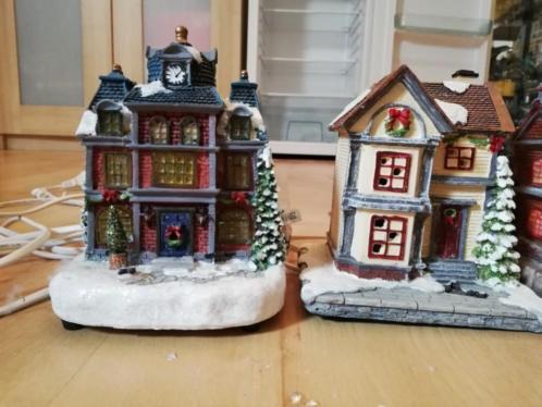 Compleet kerstdorp