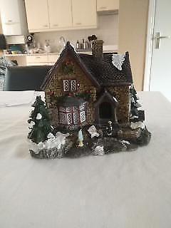 kerst huizen