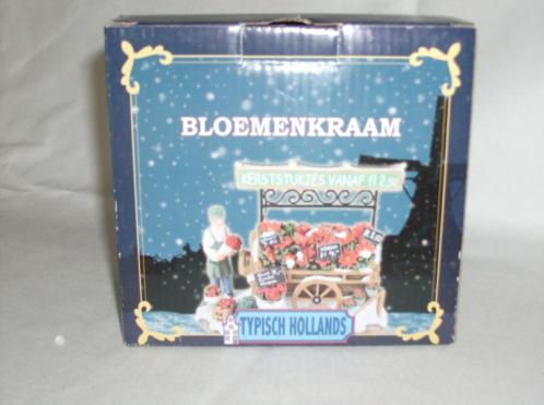 Typisch Hollands Bloemenkraam D56