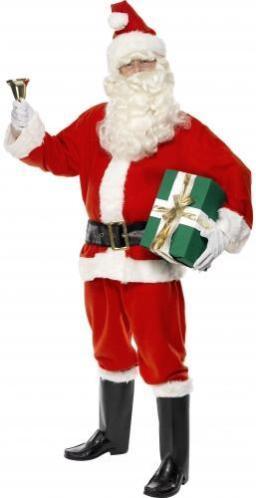 Kerstman kostuum voor volwassenen - Kerstman kleding