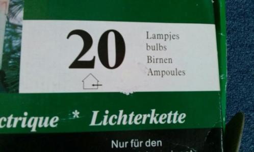 20 kerstlampen voor binnenshuis