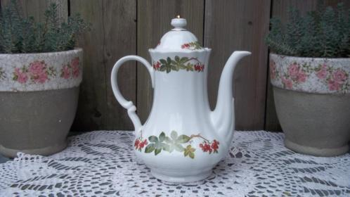"~ Vintage theepot ""Winterling"" ~"