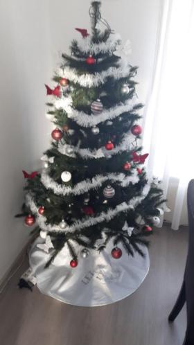 Mooie kerstboom 185 cm