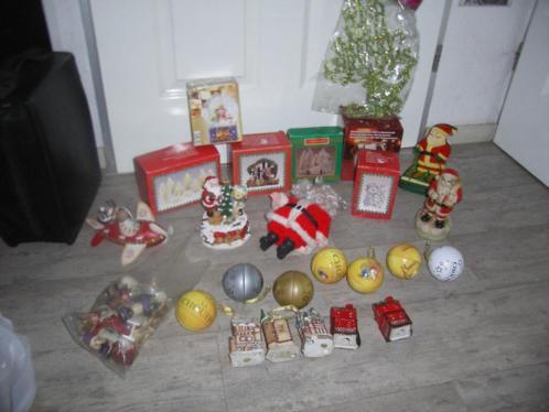 Leuke nieuwe/zgan kerst spullen te koop