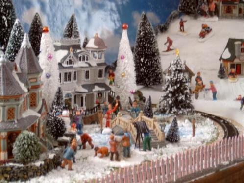 lemax kerstdorp