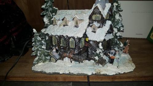 Kersthuisje kerk (?)