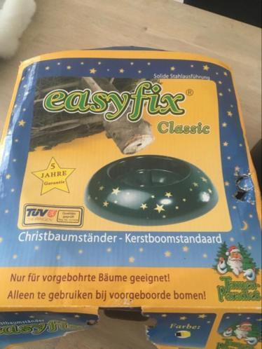 Easyfix classic bronskleur kerstboom standaard