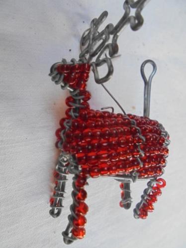 Kerst Hanger Eland Afrika