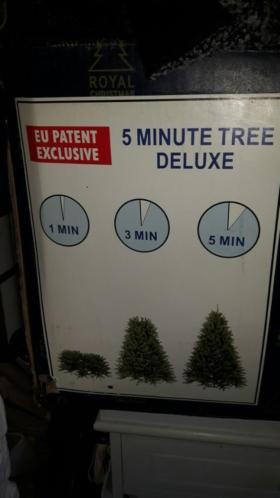 mooie kunst kerstboom