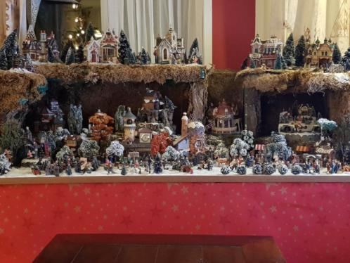 dickens kerstdorp