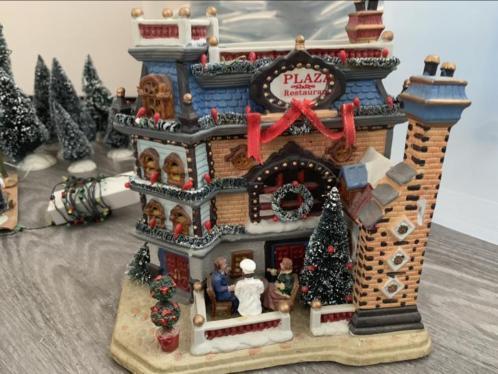 Kerstdorp Lemax