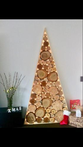 Unieke kerstboom / mooie decoratie