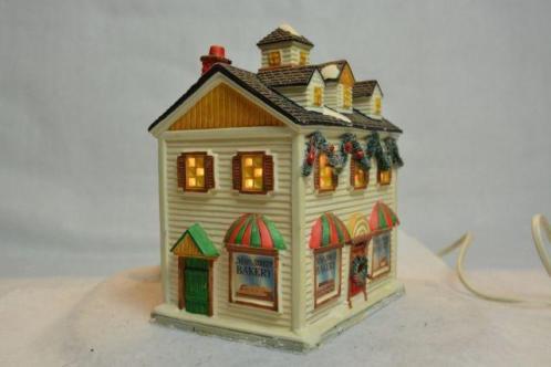 Dickensville Kerstdorp Mainstreet Bakery