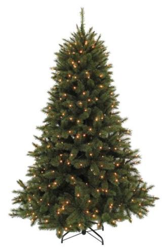 Mooie kerstboom met led lampjes