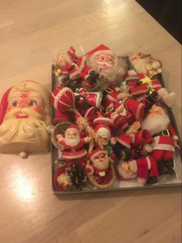 Div.losse kerst art.rood/wit