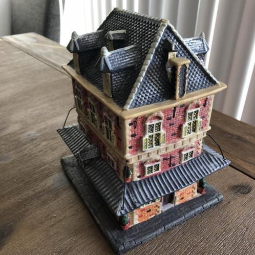 Dickensville Elfstedentocht serie - Leeuwarden De Waag