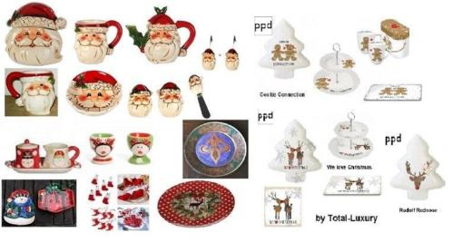 KERST homedecoration Christmas by Total-Luxury