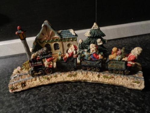 leuke kerst trein