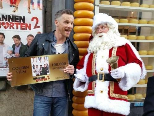 De echte Kerstman huren, de mooiste van Nederland.