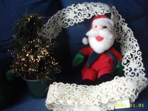 kerst spullen / versiering ( 10 stuks )
