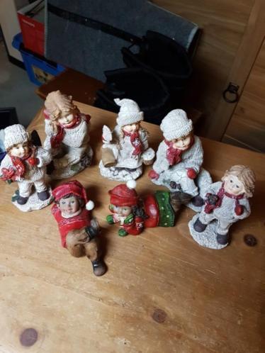 Te koop verschillende kerst spullen