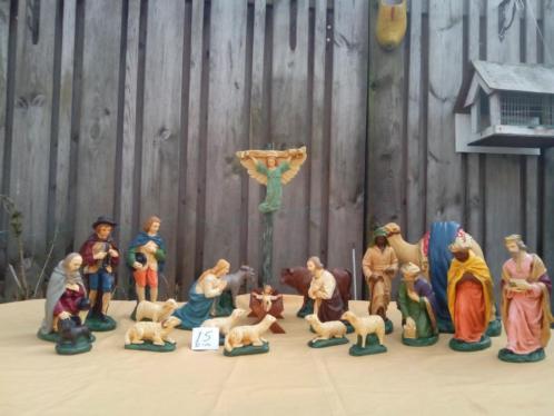 no 15 kerstgroep kerststal kerst beelden