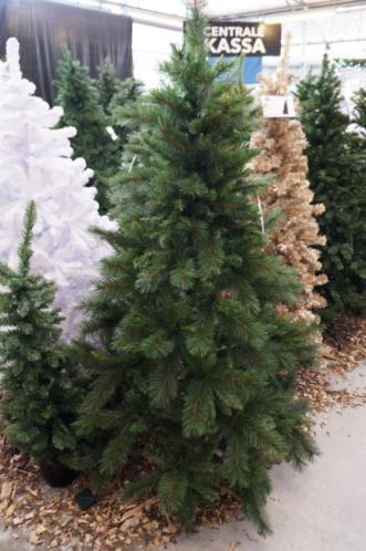 Kerstboom Groen 185 cm (showmodel) kunst kerstboom 18