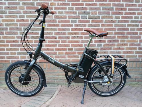 QWIC SMART-E4 NX7 E-bike elektrische vouwfiets