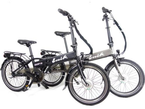 Enik Snap In 3sp elektrische vouwfiets e-bike elektrisch