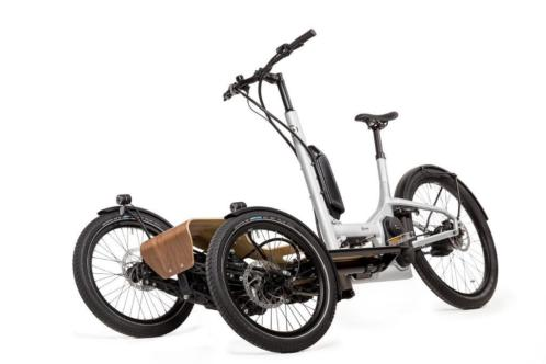 HNF NICOLAI CD1 CARGO E-Bike ENVIOLO AUTOMATIC