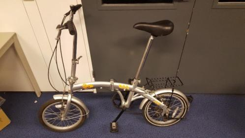Vouwfiets Scamper B2R 6 Versnelling