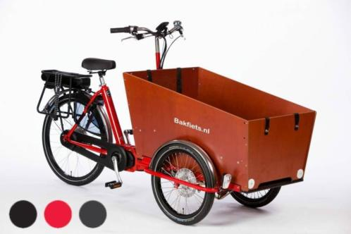 cargoTrike Classic Narrow Steps