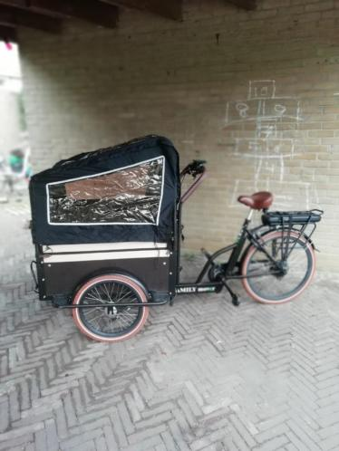 bakfiets family mover