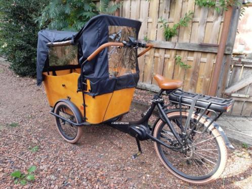 Vogue cargo elektrische bakfiets