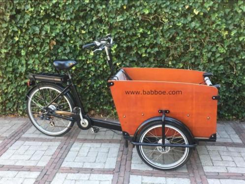 Babboe elektrische bakfiets