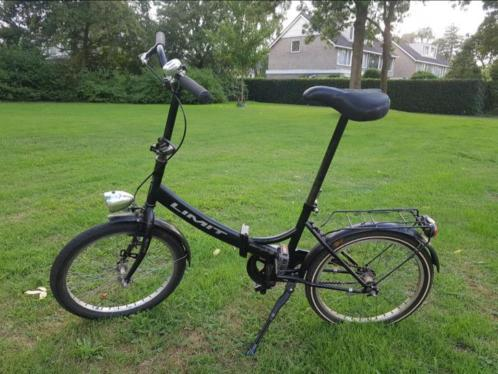 Vouwfiets 20 inch