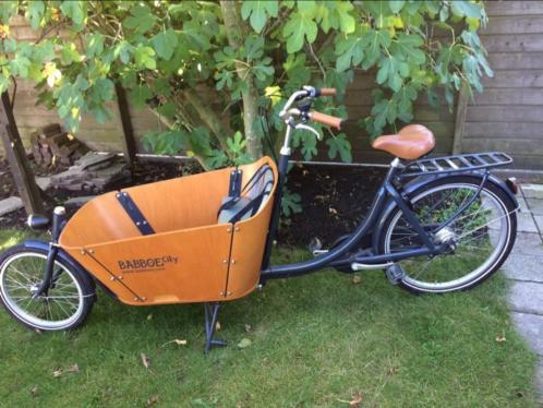 Bakfiets Babboe City