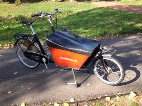 Bakfiets Cargo Bike short, kort model, 8 versnellingen
