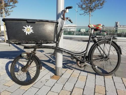 Kronan transportfiets