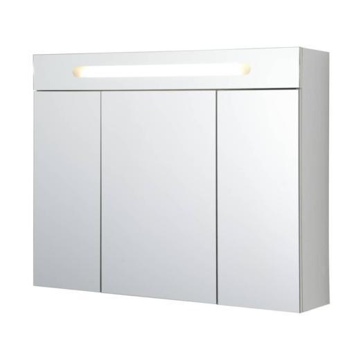 Toiletkast Soprano² 80X65X18 Cm Wit