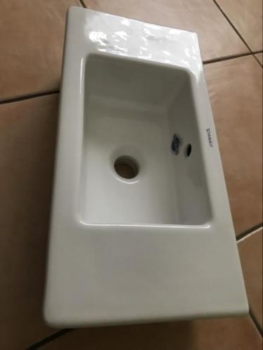Duravit fontein type Vero 070350 kleur wit