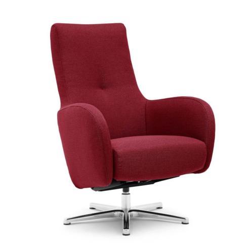 Relaxfauteuil / Relaxstoel Dot nu voor €990.00 (Rood)