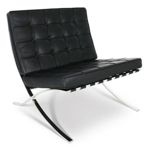 Barcelona Chair tijdelijk voor €247,- OP=OP