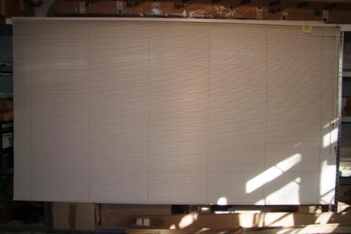 Luxaflex Raffinette (smal) 16 mm creme 267 x 151 cm (rechts)