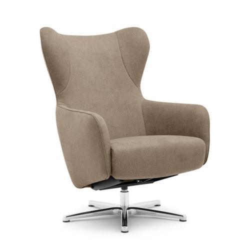 Relaxfauteuil / Relaxstoel Ashley nu voor €990.00 (Bruin)